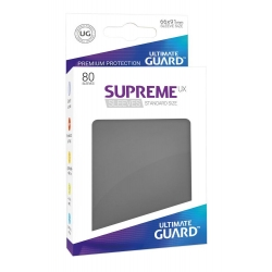Supreme UX Sleeves Standard Size - Dark Grey
