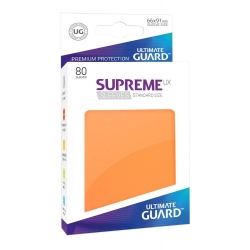 Supreme UX Sleeves Standard Size - Orange