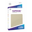 80x Supreme UX Sleeves Standard Size - Sand