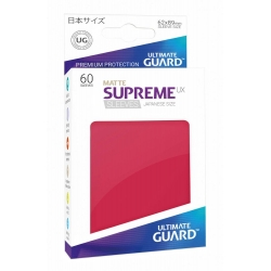 Supreme UX Sleeves Japanese Size Matte - Red