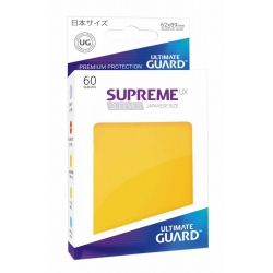 Supreme UX Sleeves Japanese Size - Yellow