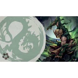Master of the High House of Light Playmat