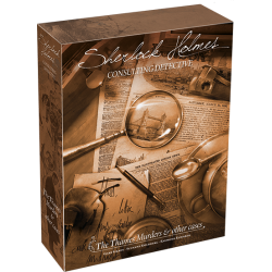 Sherlock Holmes: Consulting Detective 2017 Edition
