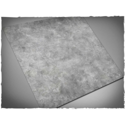 3ft x 3ft, Concrete Theme Cloth Games Mat