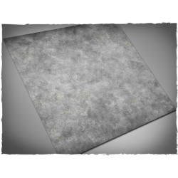4ft x 4ft, Concrete Theme Cloth Games Mat