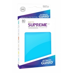 Supreme UX Sleeves Standard Size Matte - Light Blue