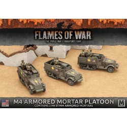 M4 81mm Armoured Mortar Platoon