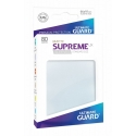 80x Supreme UX Sleeves Standard Size Matte - Frosted