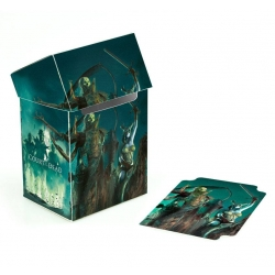 UG Deck Case 80+ Court Of The Dead Edition - Underworld United 1