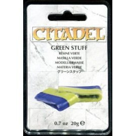 Citadel Green Stuff Blister Pack