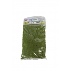 2mm long Static Grass - 100g - Spring Grass