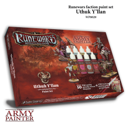 Runewars Miniatures Game Uthuk Y'llan Paint Set