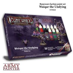 Runewars Miniatures Game Waiqar Undying Paint Set