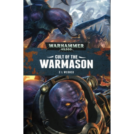 Cult Of The Warmason Paperback