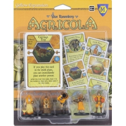 Yellow - Agricola Expansion
