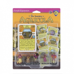 Purple - Agricola Expansion