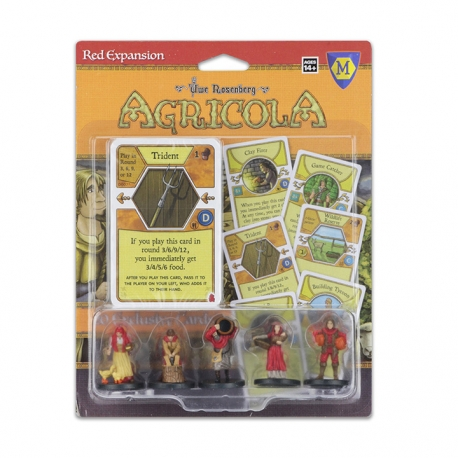 Red - Agricola Expansion