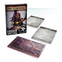 Necromunda: Escher Gang Cards