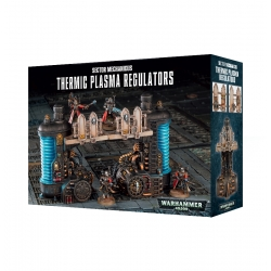 Warhammer 40000: Thermic Plasma Regulators
