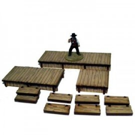 Pre-painted Add-on Boardwalks