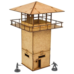 Prison Tower Scenery Set