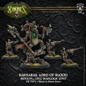 Barnabas, Lord of Blood