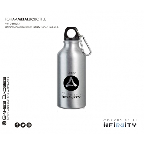 Infinity the Game Metallic Faction Bottles - Tohaa