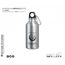 Infinity the Game Metallic Faction Bottles - Haqquislam