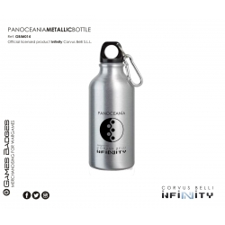 Infinity the Game Metallic Faction Bottles - Panoceania