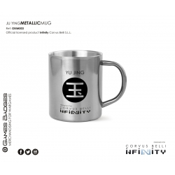 Infinity the Game Metallic Faction Mugs - Yu Jing