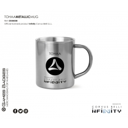 Infinity the Game Metallic Faction Mugs - Tohaa