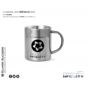 Infinity the Game Metallic Faction Mugs - Combined Army