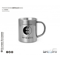 Infinity the Game Metallic Faction Mugs - Panoceania