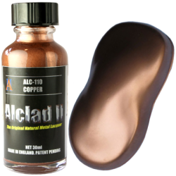 Alclad II Metallic Lacquers - Copper