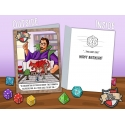 Hero Master Greeting Cards - This Lousy Card
