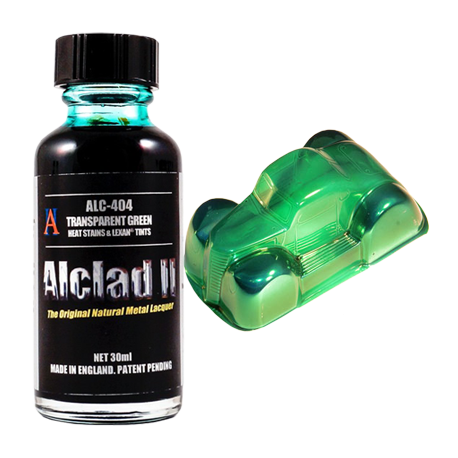 Alclad II Transparent Paints - Green