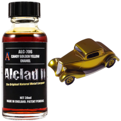 Alclad II Candy Paints - Golden Yellow