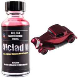 Alclad II Candy Paints - Ruby Red