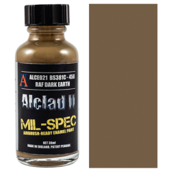 Alclad II Mil-Spec Airbrush Enamels - RAF Dark Earth