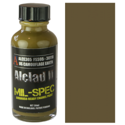 Alclad II Mil-Spec Airbrush Enamels - US Camouflage Earth