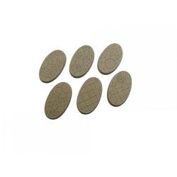 Mosaic Bases, Oval 60mm