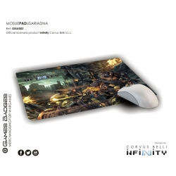 Infinity the Game Themed Mouse Pads - USAriadna