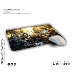 Infinity the Game Themed Mouse Pads - Operation Icestorm