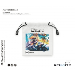 Infinity the Game Faction Token Bags - Aleph