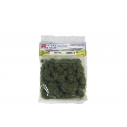 4mm long Static Grass - 20g - Summer Grass