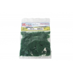 4mm long Static Grass - 20g - Pasture