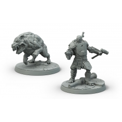 Fallout: Wasteland Warfare - Super Mutants Hammer