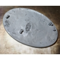 Bevelled Edge: Knight 168x106mm Base Creeping Infection