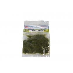 6mm long Static Grass - 20g - Summer Grass