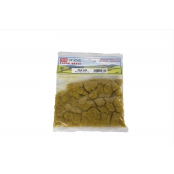 6mm long Static Grass - 20g - Hay Field